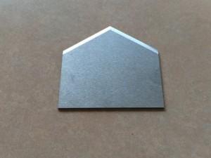 エンプラ、コネクター、カッター、耐久性向上、12日、短納期、0.5㎜、薄刃、切断、刃物、切る、カット