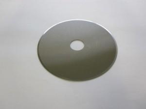 φ140、丸刃、1.0㎜、薄刃、ジャバラ管、コルゲートチューブ、カッター、切断、刃物、切る